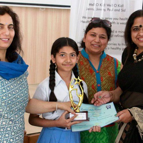 World Health Day Celebrations at Vivekanand Public School