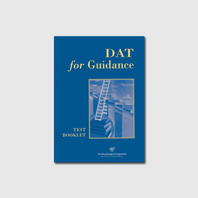 Differential Aptitude Tests® (DAT) for Guidance