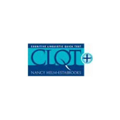 Cognitive Linguistic Quick Test-Plus (CLQT™+)