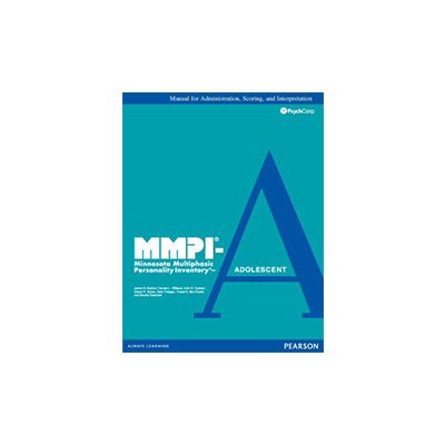 Minnesota Multiphasic Personality Inventory®-Adolescent (MMPI®-A)