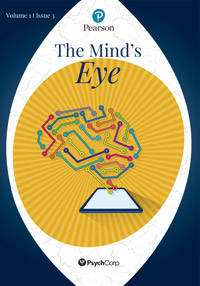The Mind's Eye  Issue 3