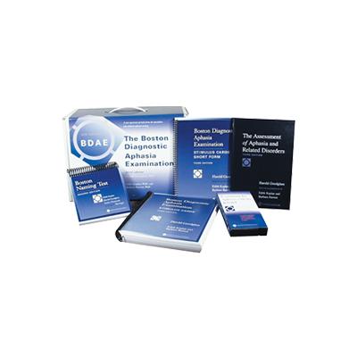 Boston Diagnostic Aphasia Examination-Third Edition (BDAE-3)