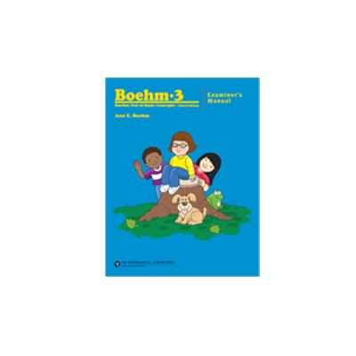 Boehm Test of Basic Concepts, Third Edition (Boehm-3)