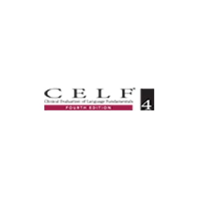 Clinical Evaluation of Language Fundamentals® – Fourth Edition (CELF® – 4)
