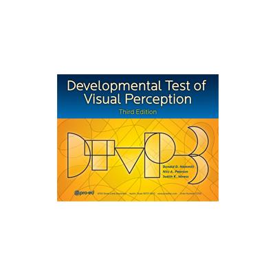 Developmental Test of Visual Perception, Third Edition (DTVP-3)