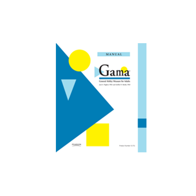 General Ability Measure for Adults (GAMA®)