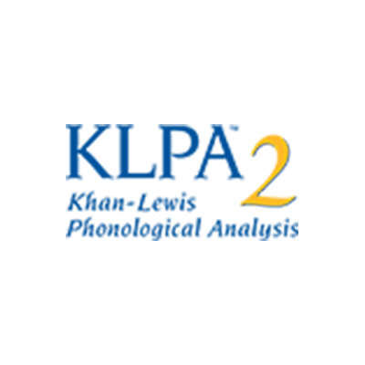 Khan-Lewis Phonological Analysis, Second Edition (KLPA-2)
