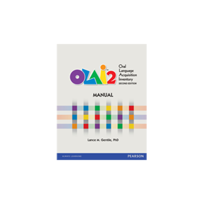 The Oral Language Acquisition Inventory, Second Edition (OLAI-2)