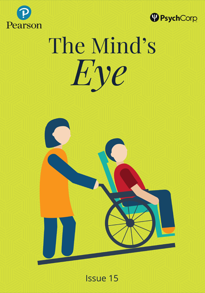 The Mind's Eye Issue 15