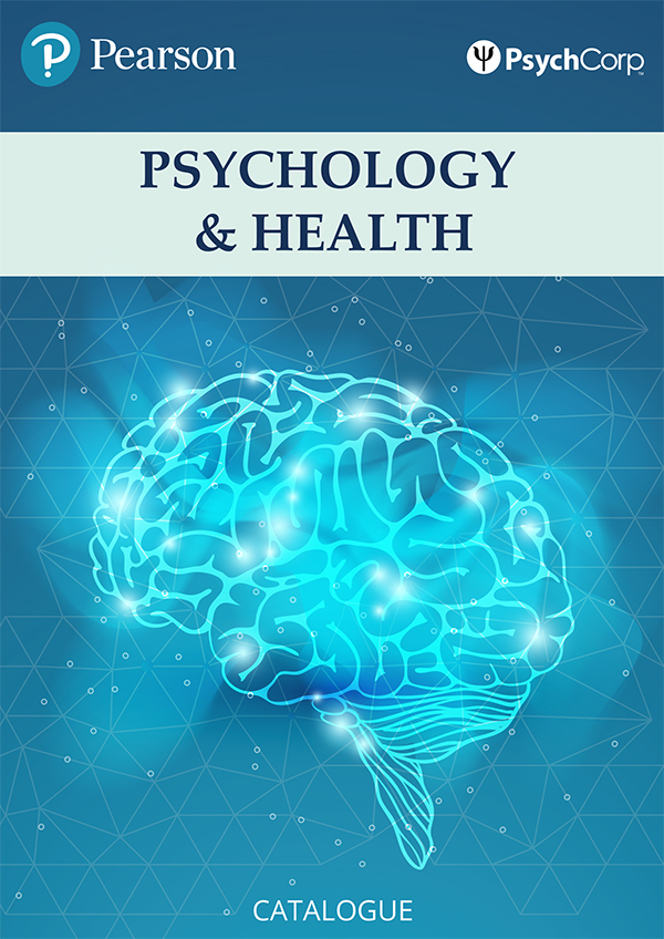 Psychology, Health & School Catalogue 2019