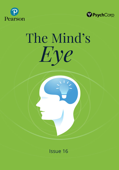 The Mind's Eye Issue 16
