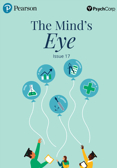 The Mind's Eye Issue 17