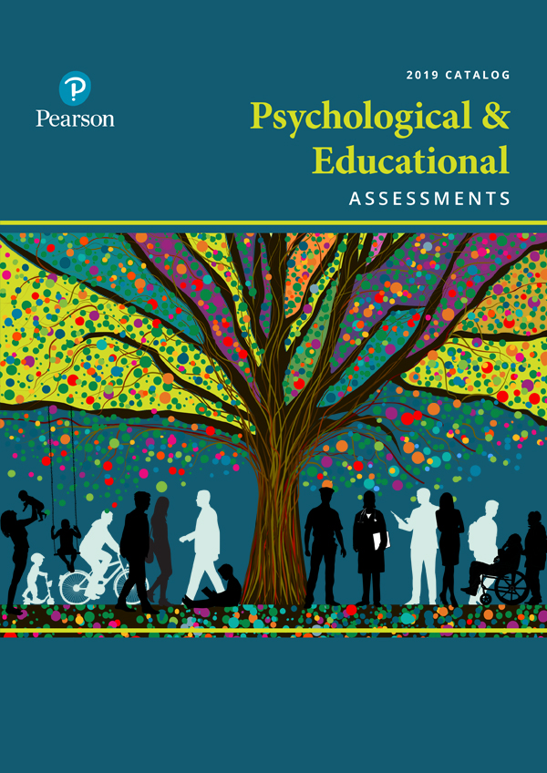 Psychological & Educational Assessments  Catalogue 2019