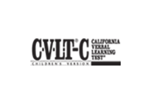 California Verbal Learning Test®-Children's Version (CVLT®-C)