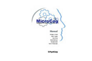 MicroCog™: Assessment of Cognitive Functioning Windows® Edition 2004 (MicroCog™ for Windows®)