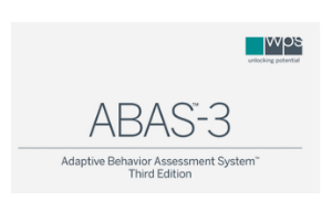 Adaptive Behavior Assessment System, Third Edition (ABAS-3)