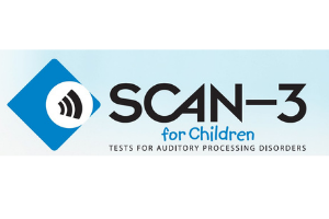 SCAN-3:C Tests for Auditory Processing Disorders for Children (SCAN-3:C)