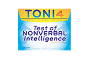 Test of Nonverbal Intelligence, Fourth Edition (TONI-4)