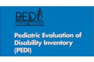 Pediatric Evaluation of Disability Inventory (PEDI)
